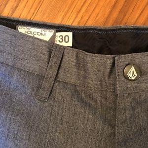 Men's Volcom Shorts - size 30